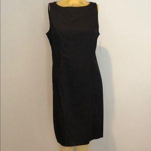 NWT ABG black dress 12